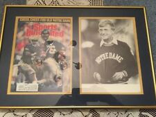 Not Authenticated NFL Original Autographed Magazines
