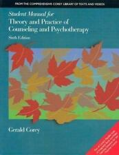 Theory and Practice of Counseling and Psychotherapy by Gerald Corey (2001) Hard