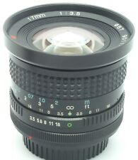 Tokina 17mm f3.5 Ultrawide Prime Canon FD FIT *see photos taken with this lens*