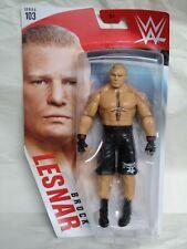 Wwe Wrestlemania 30 Fantasía duelo Brock Lesnar Batista Battle Pack Figura Rara