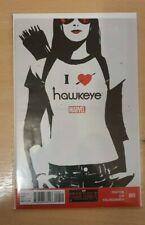Hawkeye #9 1st Print NM Fraction Aja Marvel