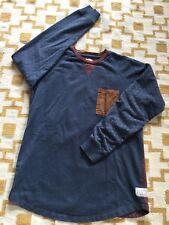 BILLABONG. Sweatshirt. blau braun Größe S. sehr ccol