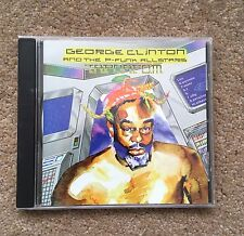 GEORGE CLINTON & THE P-FUNK ALLSTARS T.A.P.O.A.F.O.M. 1996 CD Album Funk Rock