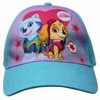 Paw Patrol Girls Baseball Hat Cap Adjustable Kids Children Toddler Gift Toy Pink