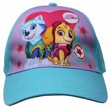 Paw Patrol Girls Baseball Hat Cap Adjustable Kids Children Toddler Gift Toy Pink