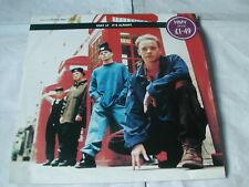 "East 17-está bien-Londres 7"" - Imagen Disco en bolsa de una imagen"