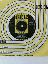 The King Brothers - Real Live Girl (Oriole CB 1978) EX