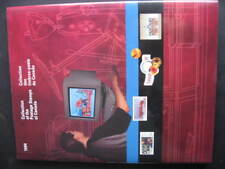 Canada Post official 1994 annual souvenir collection stamps in mounts