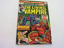 "Fear Comic ""Moribus"" #22 June 1974 Silky Smooth Luscious Copy Fine+"