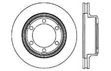 Centric Parts 121.83015 Brake Rotor