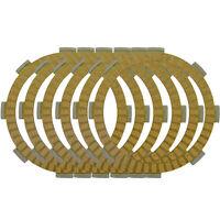 Clutch Friction Plates Kit Set for Kawasaki KX80 98-00 KX85 01-13 KX100 98-13