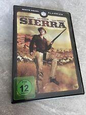 Sierra DVD Tony Curtis White Pearl Classics Western Filmklassiker