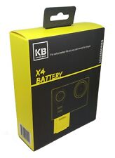 Genuine Kaiser Bass X4 Action Camera Spare Battery - KB X4 Battery - KBA12032