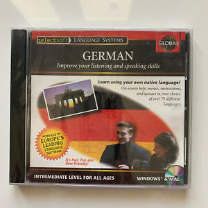 German - Improve your listening and speaking skills - MAC/PC