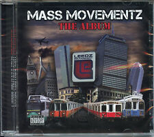 Mass Movementz [CD] Ill Bill Slaine Wu Tang Boston Compilation RARE MINT SEALED