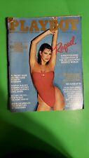 Playboy December 1979 Raquel