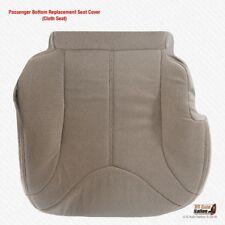 2000 2001 2002 GMC Yukon XL 1500 PASSENGER Bottom Tan Cloth Replacement Cover