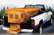 Commercial Hopper, Sand and Salt Spreader- 1 Ton Trucking Mounting - 2 to 25 FT