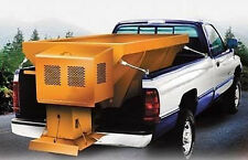 Commercial Hopper Sand And Salt Spreader 1 Ton Trucking Mounting 2 To 25 Ft