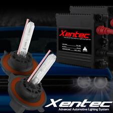 55W Xenon HID Conversion Kits H1 H3 H7 880 H4-2 2 Xenon Bulbs + 2 Slim Ballasts