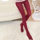 Womens Thermal Thick Pants Winter Warm Full Length Stretch Slim Skinny Leggings