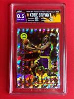 1996-97 KOBE BRYANT Topps Draft Redemption #13 HGA GRADED 8.5 w2x 9 s PSA RESUB?