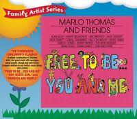Marlo Thomas - Free to Be: You & Me [New CD]