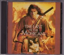 The Last Of The Mohicans - Soundtrack - CD (D31559 Morgan Creek Australia)