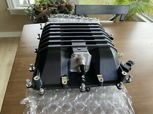 2012-15 Chevy Camaro ZL1 LSA Supercharger Lid Cover Brand New GM OEM w/ Sensors