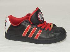 ADIDAS ORIGINALS Star Wars Darth Vader Black Red Ultrastar Superstar Shoes 7.5