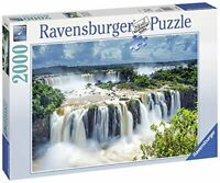 Ravensburger Jigsaw Puzzle WATERFALLS - 2000 Piece Photographic Puzzle