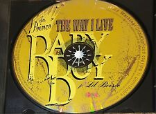 Baby Boy Da Prince The Way I Live Lil Boosie D-Weezy PROMO ONLY Rap Single HTF