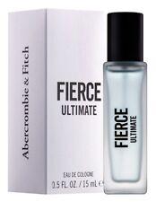 Abercrombie & Fitch men's Fierce Ultimate Cologne 0.5FL OZ / 15 ml Rare HTF .5