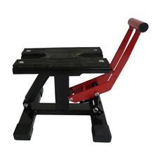 Adjustable Height Motorcycle Dirt Bike Easy Lift Table Stand Jack Damper Shock