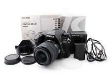 PENTAX K-3 Appareil Photo Numérique Avec / Smc Da L 18-55mm F/3.5-5.6 Al [ EXC #