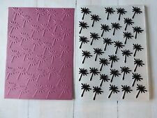 Embossing Folder -  Small  Dandelions