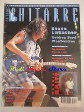 rivista CHITARRE 102/1994 Steve Lukather Bonnie Raitt Robben Ford  No cd