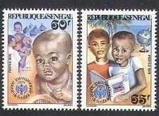 Senegal 1979 UNICEF/IYC/Bambini/Benessere/Salute/ANIMAZIONE/Libri/Doctor 2 V n36264