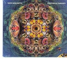 (EI806) White Bone Rattle, Creature Of Curiosity - sealed CD