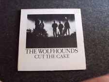 The Wolfhounds-Cut the cake LP-Made in UK