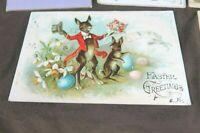 VINTAGE EASTER CARDS 10 Early Easter Post Cards ca. 1907-1931 Easter Cards Lot 2