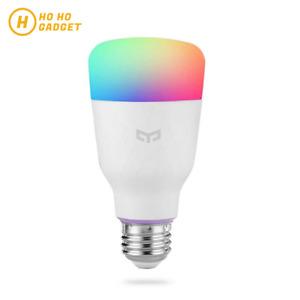 Yeelight V2 Smart LED Light Colour Bulb RGBW E27 WIFI APP Control Global Version
