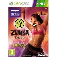 [XBox 360] Zumba Fitness Join The Party