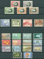 TONGA : Beautiful collection all Mint OG & in Very Fine Condition. SG Cat £69.00
