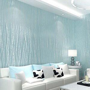 3D 10M Wallpaper Bedroom Living Mural Roll Modern Wall Background TV Home Decor