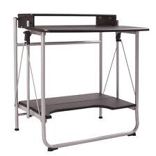 Folding Computer Desk PC Table Office Home Workstation Corner Modern Furniture