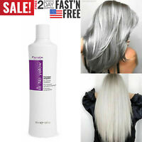 Shampoo 350ml Fanola No Yellow Ideal For Grey Silver Lightened Or Decolored Hair