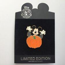 DisneyShopping.com - Halloween Vampire Mickey Mouse Pin LE 350 Disney Pin 87163