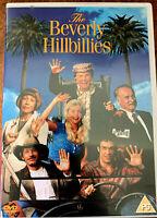 The Beverly Hillbillies DVD 1993 Cult Feature Film Movie w/ Rob Schneider