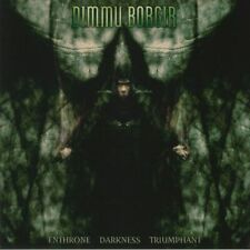 DIMMU BORGIR - Enthrone Darkness Triumphant (reissue) - Vinyl (LP)